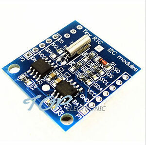 10pcs I2c Rtc Ds1307 At24c32 Real Time Clock Module Without Battery L2ke