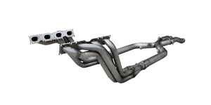 Arh 1 7 8in X 3in Exhaust Headers W Cats For 2008 2014 Mercedes C63 Amg