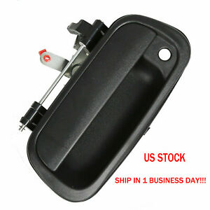 For 2000 2006 Toyota Tundra Rear Tail Gate Tailgate Handle Textured Pickup Truck