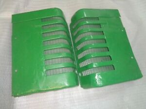 John Deere B Left And Right Front Grill