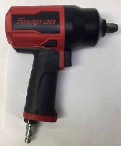 Snap on Tools Usa Pt850 1 2 Super Duty Air Impact Wrench