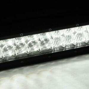 45 inch 288w Cree Led Straight Work Light Bar Spot Flood Beam For Ford Jeepsuv