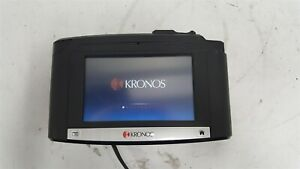 Kronos Intouch 9000 Time Clock Touch Id Plus Biometric Reader 8609000 028