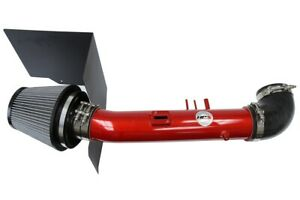 Hps Performance Red Cold Air Intake Kit For 05 06 Toyota Tundra 4 7l V8