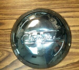 Chevrolet Baby Moon Hub Cap 30s 40s Rat Rod 9 1 4