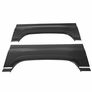Bed Rear Wheel Arch Repair Patch Panel Pair For 94 01 Dodge Ram 1500 2500 3500