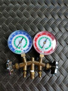 Refrigeration Manifold Gauges