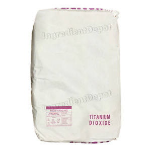 Titanium Dioxide Usp And Food Grade From Finland 25 Kgs