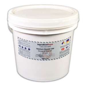 Titanium Dioxide Usp And Food Grade From Finland 3 Kgs