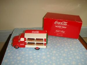 Dept. 56 Snow Village Coca-Cola Delivery Truck