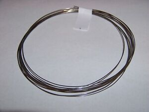 Stainless Steel Resistance Wire 26 Gauge 10ft