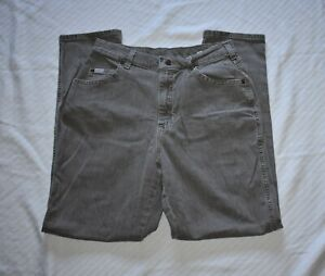 Lee 12 Medium Womens Grey Gray Jeans EUC $4.00