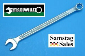 Stahlwille 14 10 Wrench Long Combination Open Box 10mm Type 14 165mm Long