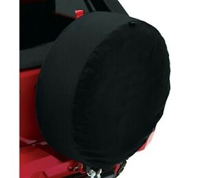 Bestop 33 Spare Tire Cover For Jeep Toyota Honda Chevy Ford Dodge Black Twill