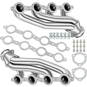 Exhaust Headers For Chevy Ls1 Ls2 Ls3 Ls6 Ls7 Suv Chevelle Camaro Engines Truck