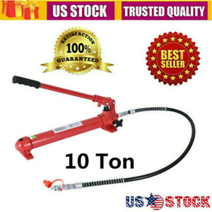 10 Ton Hydraulic Porta Power Replacement Pump Ram