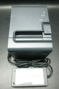 Epson Tm l90 Pos Usb Thermal Receipt Printer M313a W Power Supply