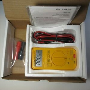 Fluke 12b Multimeter New Boxed Set In Excellent Condition