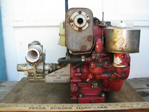 Pacific Portable Pumper Be Fire Water Pump Eco 3hp Marine firefighting Wajax Vtg