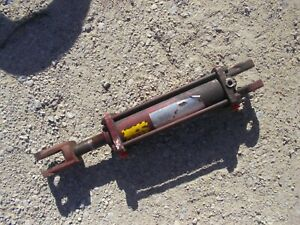 Universal Lift Cylinder For Ih Plow Or Disk Or Implement Behind A Tractor Jd Ac