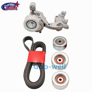 Oem Drive Belt Tensioner Idler Pulley Kit Fits For Toyota 4runner Tacoma V6 4 0l
