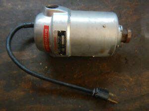 Porter Cable Rockwell 5372 Router Motor For Early 513 Lock Mortiser Fixture