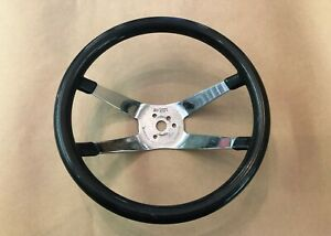 Vintage The 500 Superior Performance 12 Steering Wheel Street Rod Go Kart