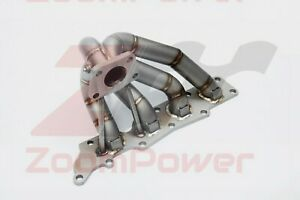 Mazdaspeed 3 6 2 3 Mzr Disi Turbo Manifold K04 Turbocharger Header Zp