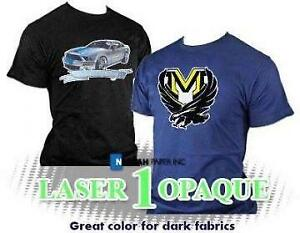Neenah Laser 1 Opaque Dark Heat Transfer Paper 8 5x11 50 Sh Best Price In Ebay