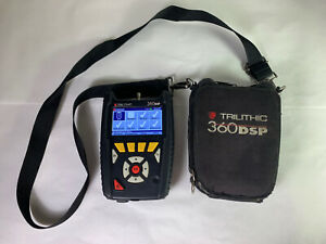 Trilithic 360dsp Cable Meter W 360dsp Case Guaranteed Charge Is Not Included