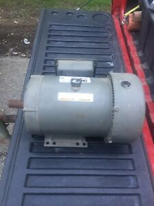 N o s Lincoln Ss184f483t1c6028 Single Phase 3hp General Purpose Electric Motor