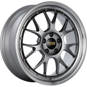 19x9 5 Black Machined Wheel Bbs Lmr 5x120 35