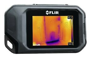 Flir C2 Compact Thermal Imaging System 4 9 In Pocket Size Infrared Camera New