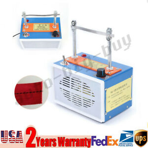 Hot Knife Rope Cutter Electric Knife Heating Machine Foam Styrofoam Cut Ac 110v