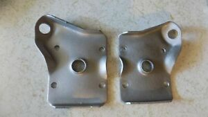 68 69 70 Ford Torino Leaf Spring Shock Brackets Cougar Cyclone Fairlane Cobra