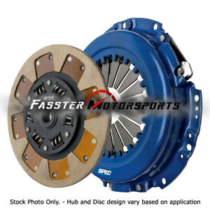 Spec Stage 2 Clutch For 1983 1987 Mitsubishi Starion 2 6l Non Intercooled Sm062