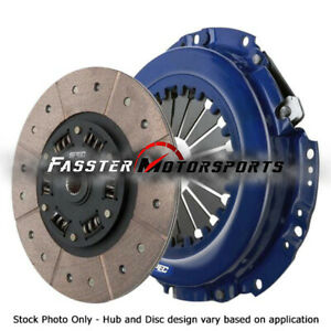 Spec Stage 3 Clutch For 2000 2001 Ford Mustang Gt Thru Jan 2001 Sf483f