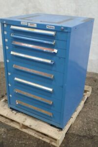 Equipto Tool Cabinet 8 Drawers 05200770003