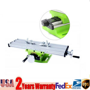 Multifunction Compound X y Cross Slide Mill Drill Machine Drill Vise Fixture New
