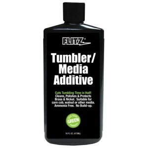 Flitz Tumbler-Media Additive - 16 oz. Bottle $25.42