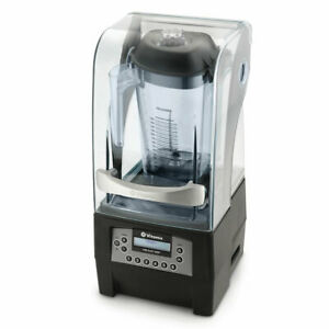 Vitamix Commercial 36019 The Quiet One Drink Blender W Tritan Container