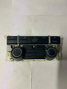 2011 12 2011 Ford F150 Heater Control 6 Buttons 2 Knobs