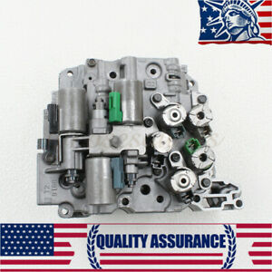 For Nissan Maxima Altima 2000 Up Aw55 50sn Complete Valve Body 5speed Automatic