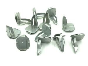 12 Pcs Door Panel Retainer Clips Fits 1979 On Fits Chrysler Dodge Plymouth