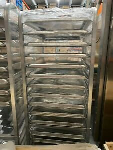 Used Bakery Equipment Bakery Rack bun Pan Rack Carro De Panaderia 20 Pan