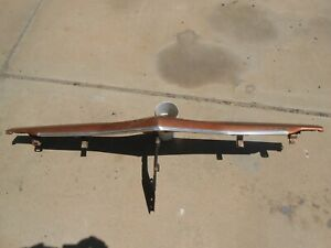 1973 1974 75 76 Dodge Dart Duster Grille Header Nose Panel Demon