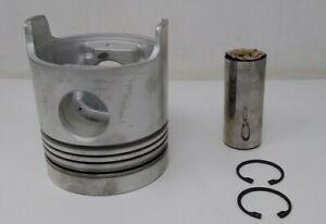 Tisco Piston With Pin For Ford 5000 5600 5700 6600 6700 Tractor