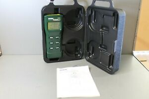 Extech Rh401 Digital Psychrometer Infrared Thermometer W Case