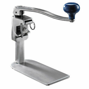 Edlund S 11c Manual Can Opener W Clamping Base