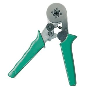 Greenlee K30gl 25 10 Awg Crimper Square Fc For Crimping Wire Ferrules